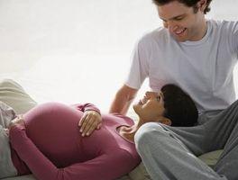 Hvordan støtte en forventningsfull far under svangerskapet