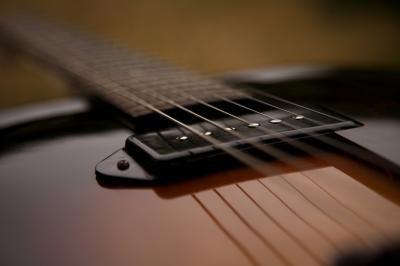 Beskrivelse av Guitar Parts