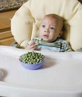Hvordan forberede Gulrøtter som fingermat for en baby