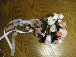Hvordan lage Buer for bryllup buketter