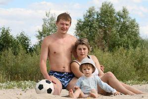 Beach familie bilde Ideas