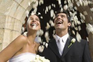Ekstravagant Fall bryllup ideer