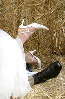 Country & Western stil bryllup ideer