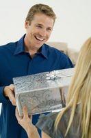 Den beste bursdag gave til din mann
