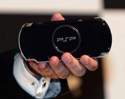 PSP-spill for småbarn