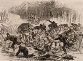 Slik Finn Civil War Records med US Army