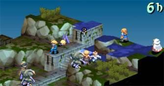 """Hvordan få ekstrajobb poeng i «Final Fantasy Tactics"""""""
