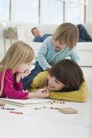 Socioemotional Aktiviteter for småbarn