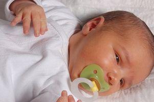 Ting du trenger for din første baby