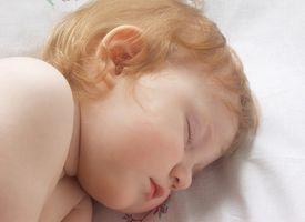 Hvordan å få barnet til å sove for Newborn Photography