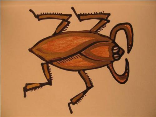 Hva gjør Vann Bugs se ut?