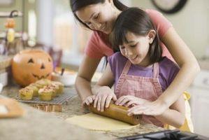 Ideer for Enkle Halloween Party Foods