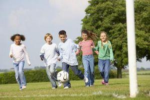 Aktiviteter som er bra for barn med Tourettes syndrom