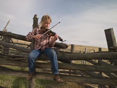 Scottish Fiddle Gaver