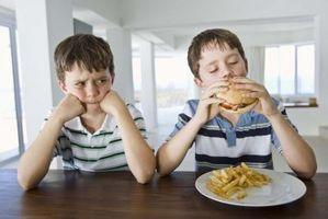 Virkningene for Belønning Positiv atferd hos barn
