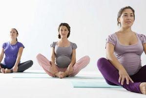 Hvordan Hold deg aktiv under en vinter graviditet