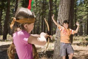 Virkningene av Dramatisk Play på barn