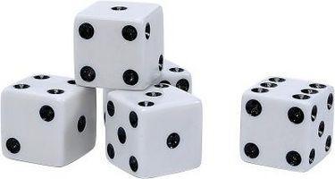 Enkel å spille Dice scoring spillet Regler og informasjon