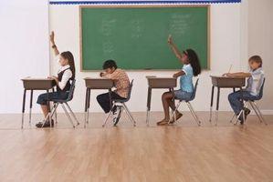 Kognitiv utvikling og hvordan barn lærer i disse fasene