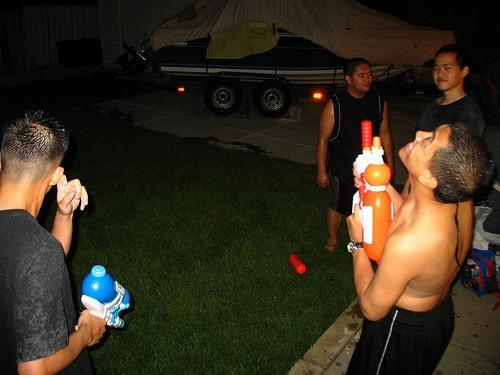 Utenfor Party Games for tenåringer
