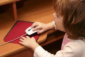Hvordan å overvåke barna mine på en PC med et passord