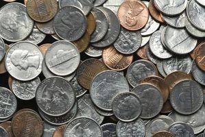 Hvordan kan jeg vite om min gamle mynten er en sirkulert eller usirkulert mynt?