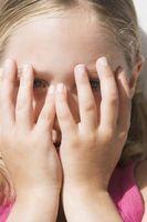 Hvordan lære sosiale strategier for å sjenert barn