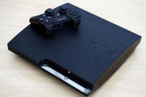 Hvordan vite hvilken versjon av en PS3 Slim