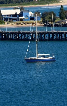 Sikkerhetsregler på Sea