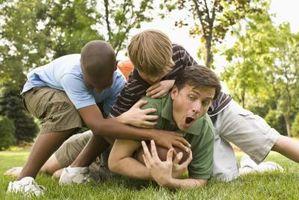 Emosjonell utvikling i Juveniles