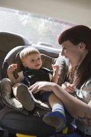 Hvordan Pack en Emergency baby Bag for en bil