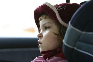Cosco Car Seat Monteringsanvisning