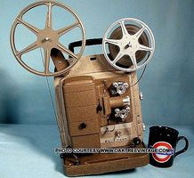 Hvordan overføre 8mm til DVD