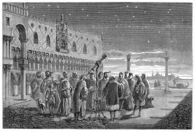 Verktøy som Galileo Galilei brukte for Math