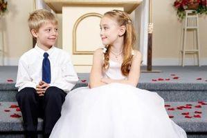Ideer for en gutt og jente å lese på My Wedding