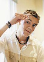 Problemer som Tenåringer kan utvikle seg fra Acne