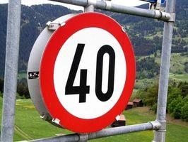Hvordan Word en 40th bursdagsinvitasjon
