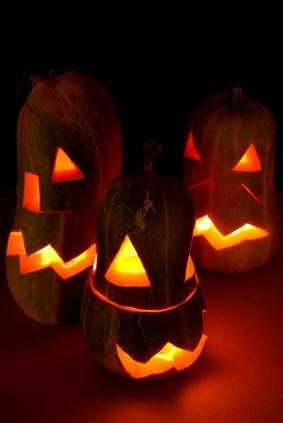 Halloween Trivia spill