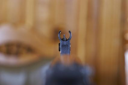 Slik fjerner Dovetail Gun Severdigheter