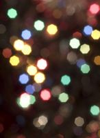 Hvordan kontrollere Christmas Lights Med en PC