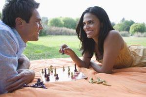 Moro spill å spille med ektefeller