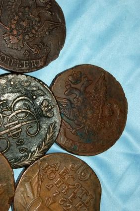 Hvordan finne verdien av eldre mynter