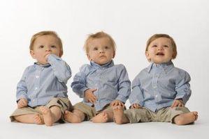 Hvordan takle Triplets