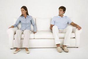 Hvordan få en Ex-kjæreste ut av ditt hjem