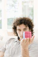 Enkle måter å løse en Rubiks kube