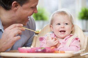 Allergifremkallende barnemat