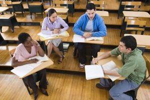 Hvordan vite om en College Classmate liker deg