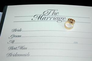 Tegn på ekteskap problemer