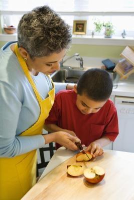 Bestemor og barnebarn Aktiviteter