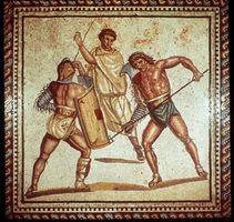 "Hvordan gjøre Kraftig Gladiator Combos i ""Dragonica"""